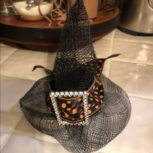 🎃 NEW Handcrafted Etsy Mini Witch Halloween Hat
